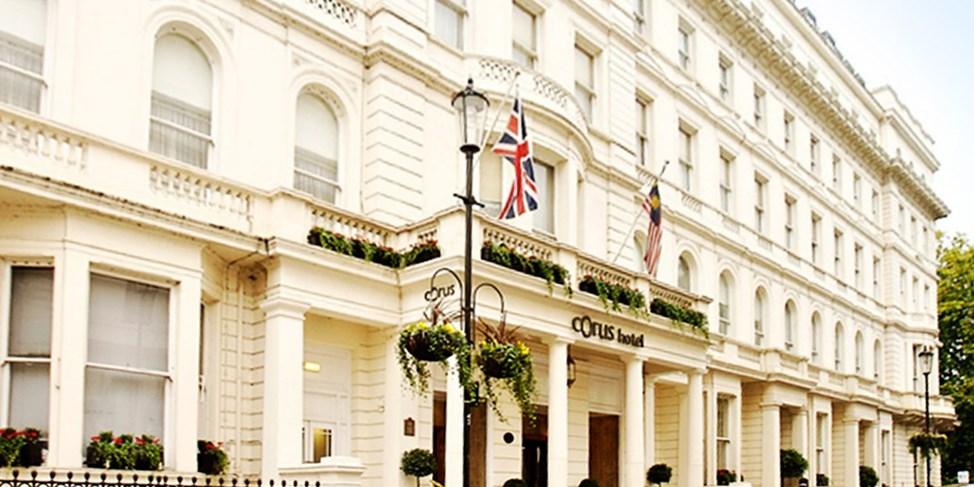 Corus Hotel Hyde Park -- Central London