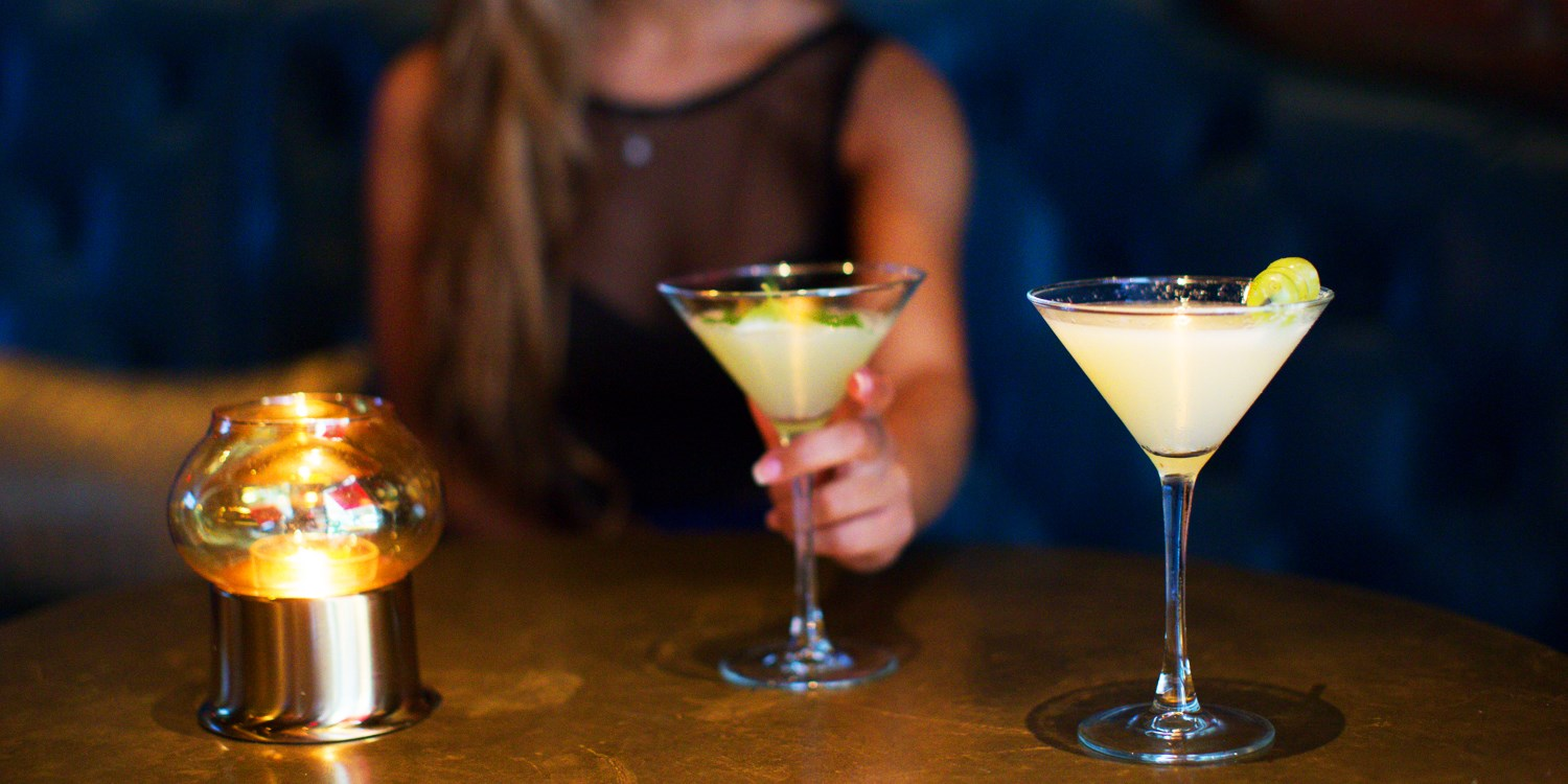$35 & up -- Sanctuary Hotel: Cocktail Evening or Dinner