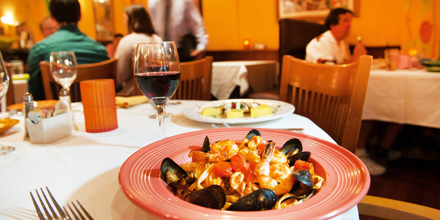 $29 & up -- DT Mountain View: Italian Lunch or Dinner for 2