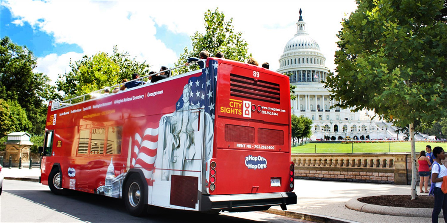 $30 -- 24-Hour Hop-On, Hop-Off Tour Through Dec., Reg. $43