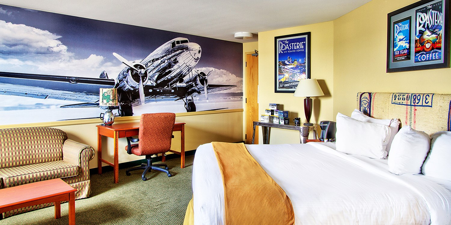 $89 -- Kansas City Boutique Hotel w/Breakfast for 2