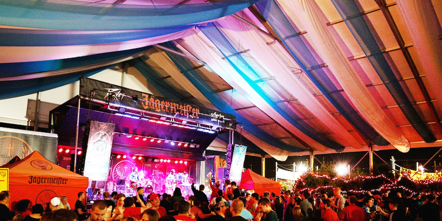 $11 & up -- Soulard Oktoberfest Admission w/Beer & Pretzel