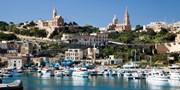 ab 290 € -- Gozo: Sonnenwoche im 4*-Hotel mit Flug