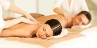 77 € -- Massage parallel für 2 im schicken Spa, -41%