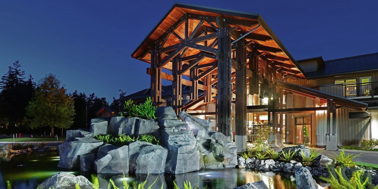$105 – Parksville: Waterfront Hotel Stay, 30% Off -- Parksville, British Columbia