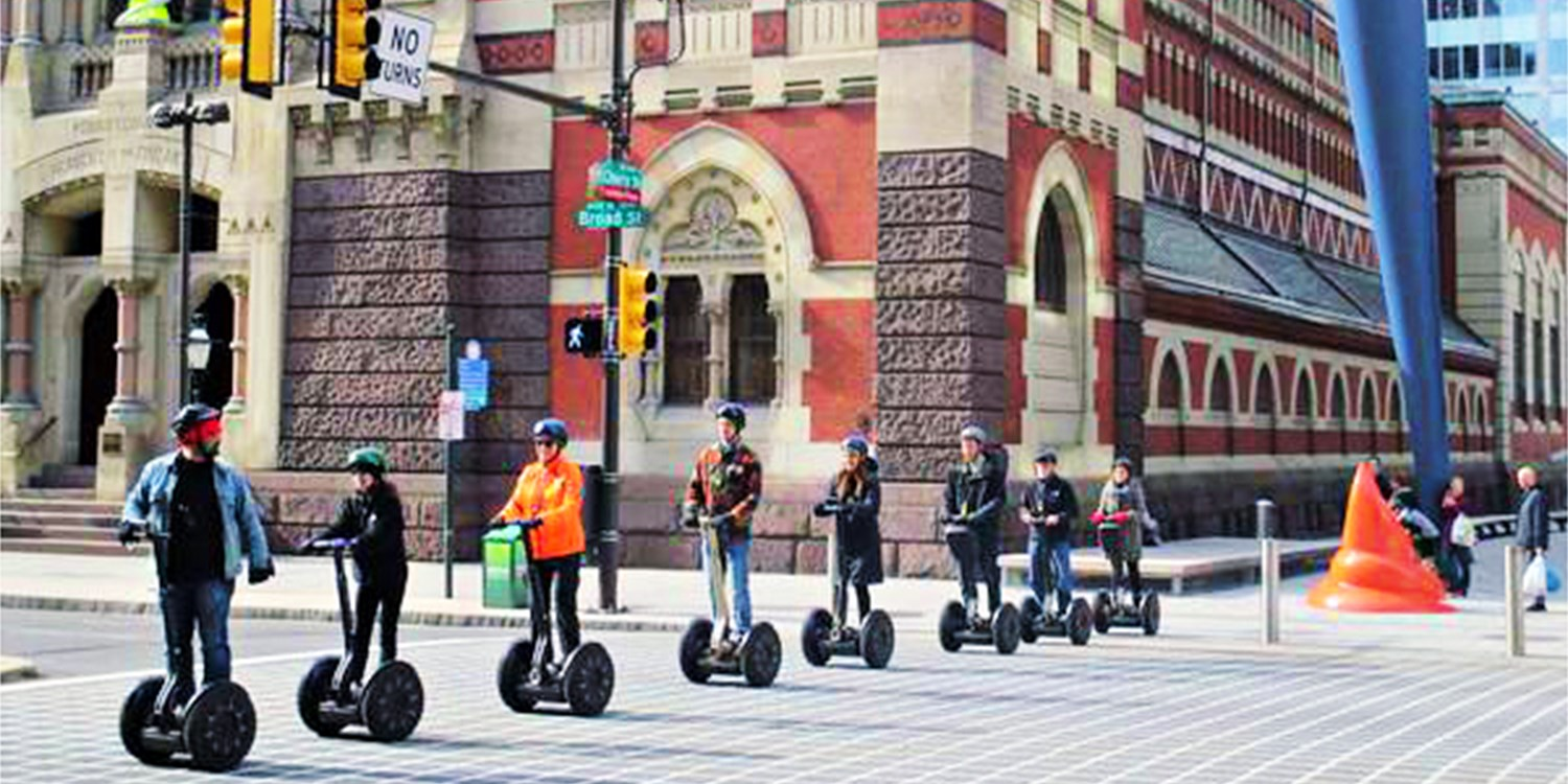 Philly Segway Tour for 2, Half Off