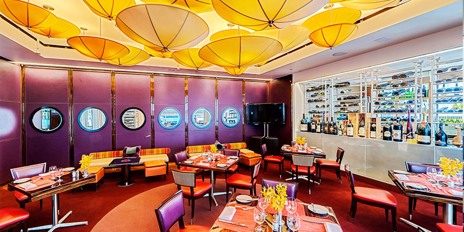 $59 -- Le Cirque Cafe: Lunch or Dinner for 2