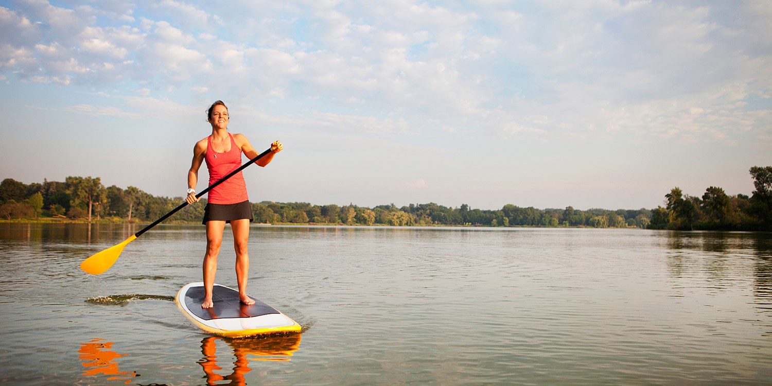 Up to 60% off Kayaks and Paddleboards