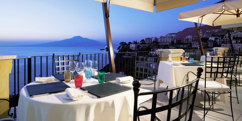 Grand Hotel Angiolieri -- Vico Equense, Italy