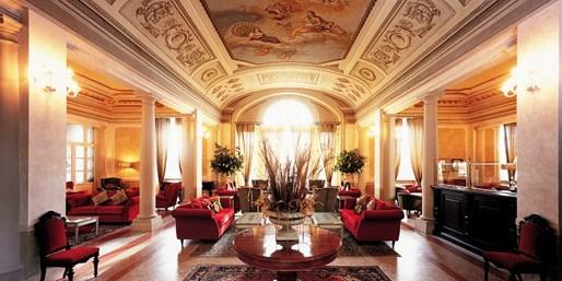 $214 -- Tuscany: 5-Star Hotel & Spa near Pisa, Save 50%