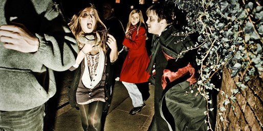 £7 -- Guardian-Rated Liverpool Ghost Tour, 53% Off
