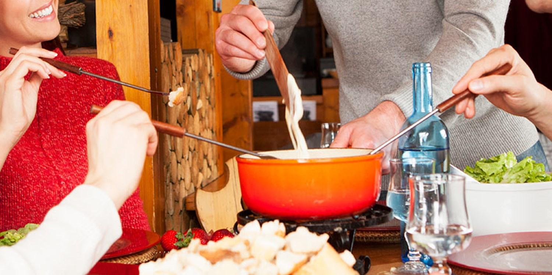 $45 -- Melting Pot: Award-Winning Dinner for 2, Save 40%