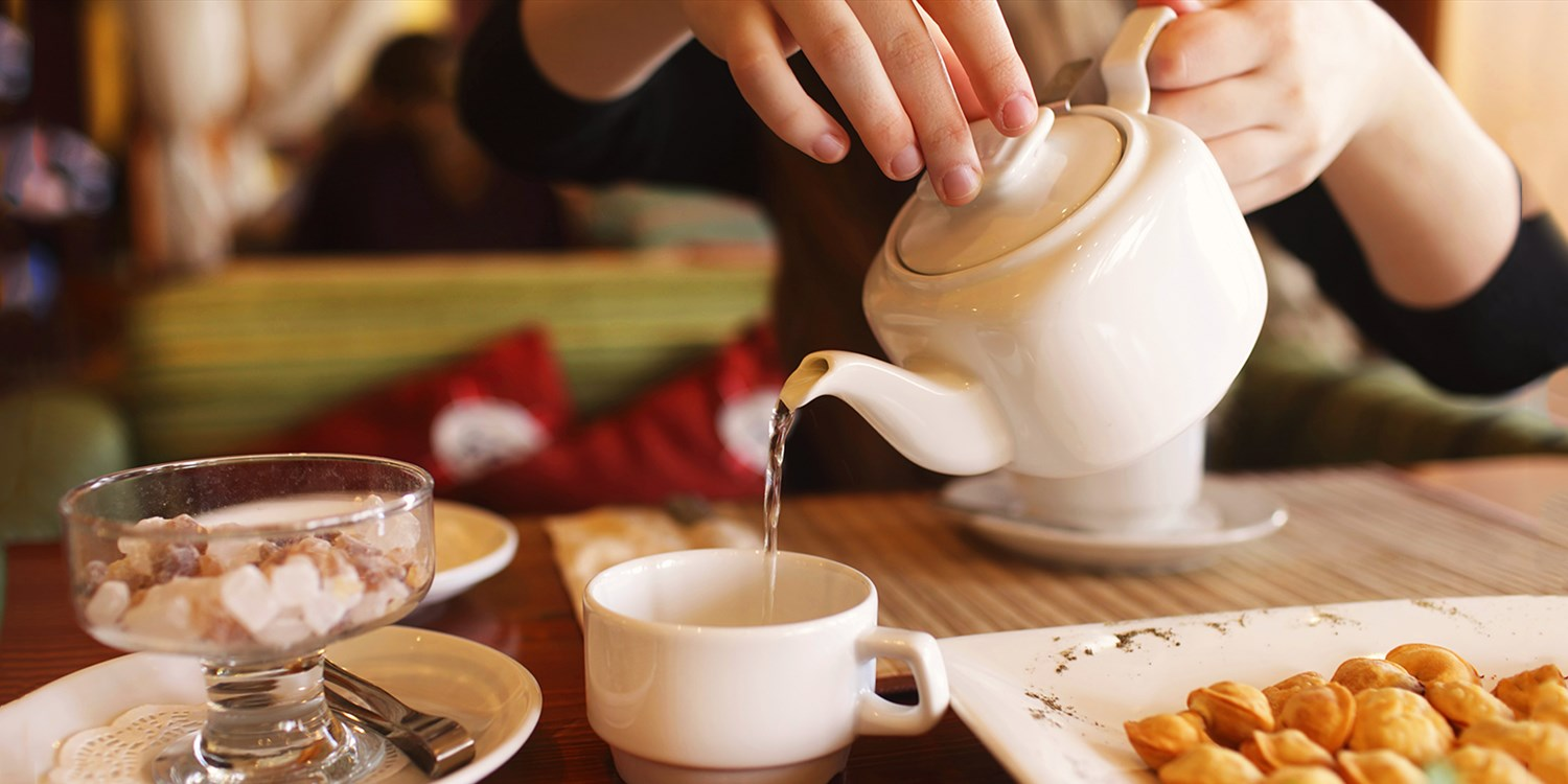 $20 -- Downtown French Bistro: Afternoon Tea for 2, Reg. $40