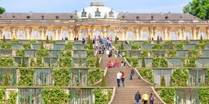 29 € -- Potsdam-Sightseeingtour & Schloss-Führung ab Berlin