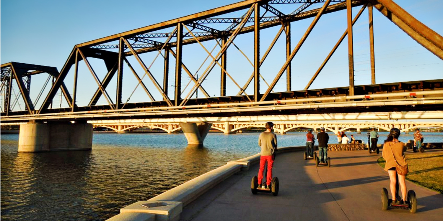 Segway Tours in Tempe & Old Town Scottsdale, Save over 50%