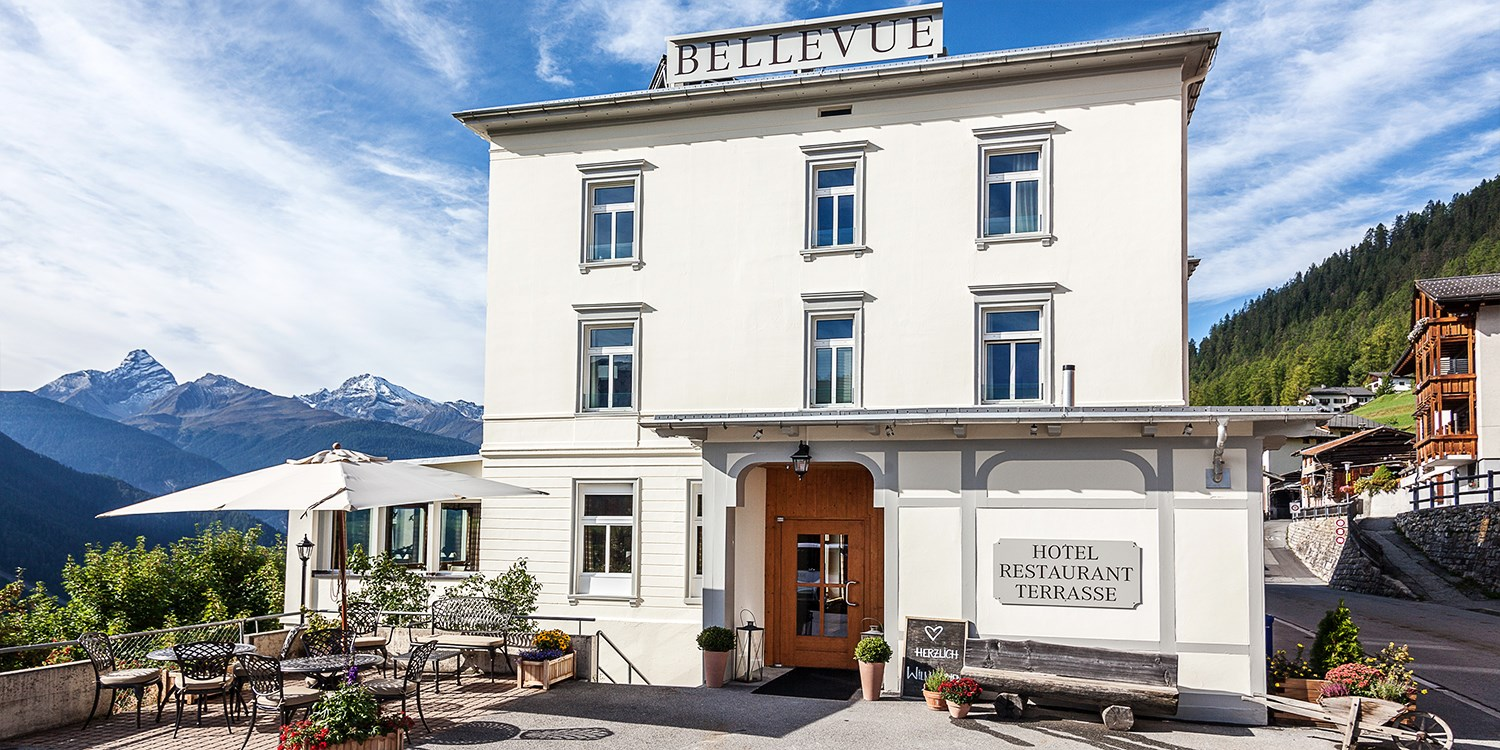 Hotel Bellevue Wiesen -- Switzerland