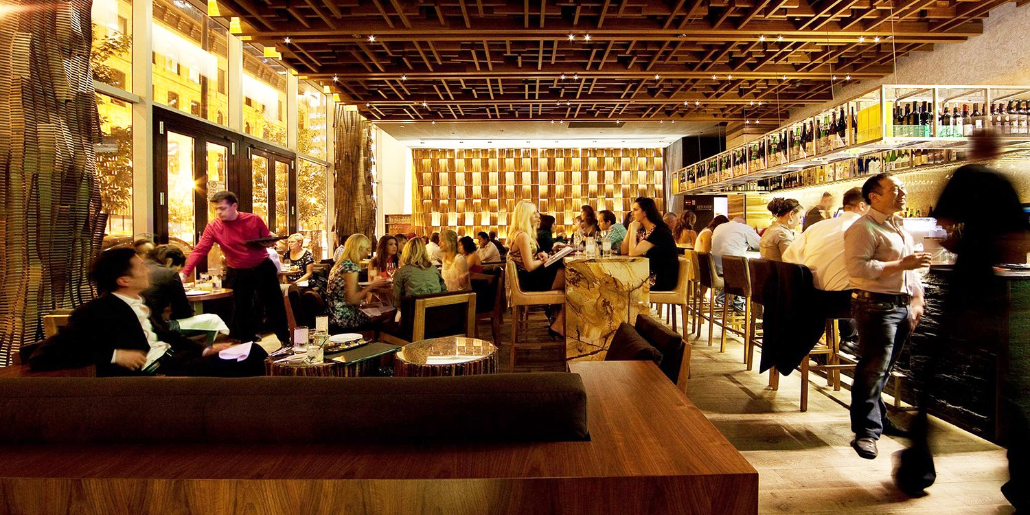 $40 -- 'Sleek, Sexy' Roka Akor: Exclusive Lunch for 2