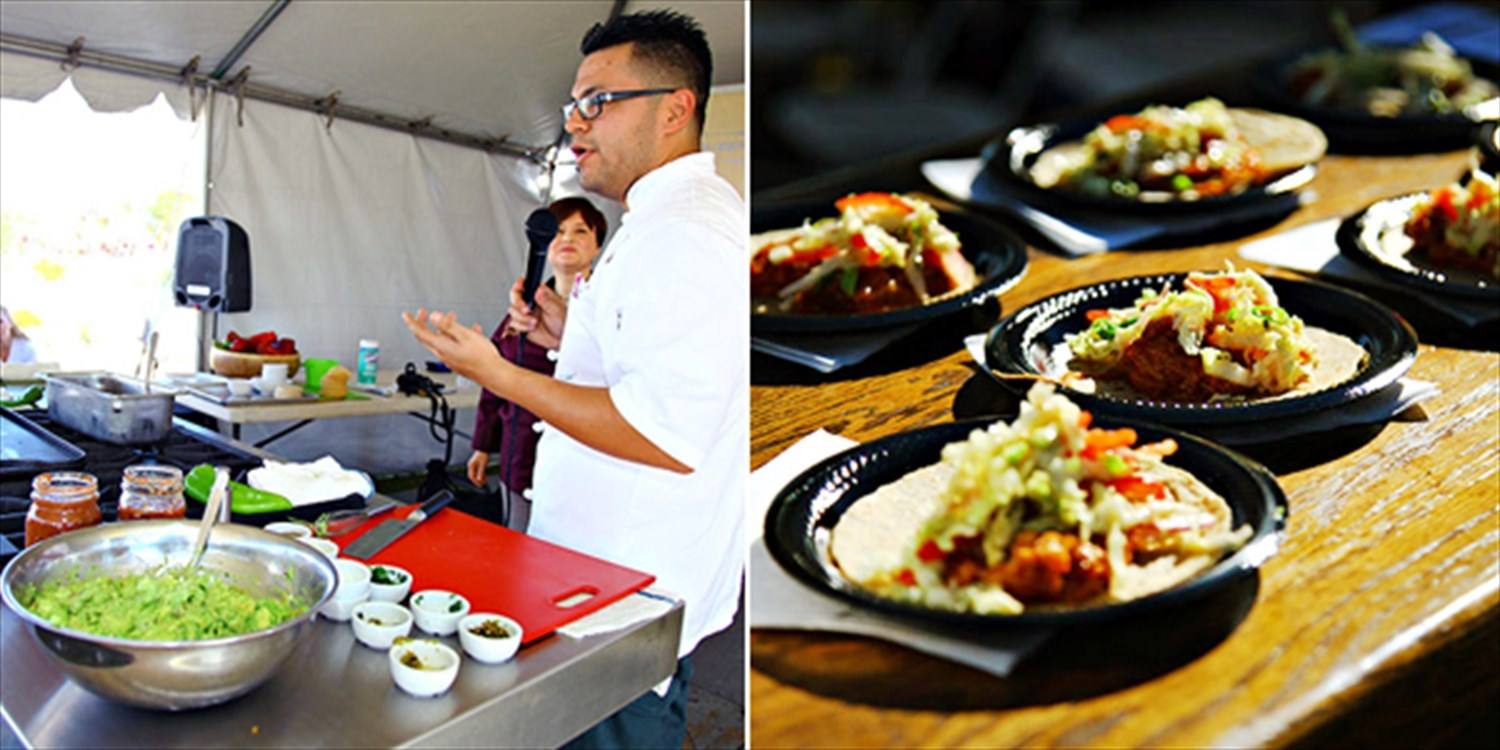 Award-Winning Ariz. Taco Festival: 50% Off Sunday Admission