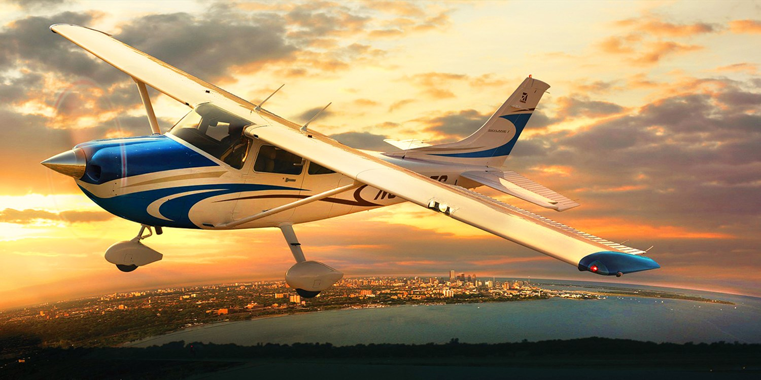 $199 -- Private Flight Lesson Over San Diego, Reg. $621