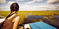 $15 -- Top-Rated Everglades Airboat Tour thru Fall, 35% Off