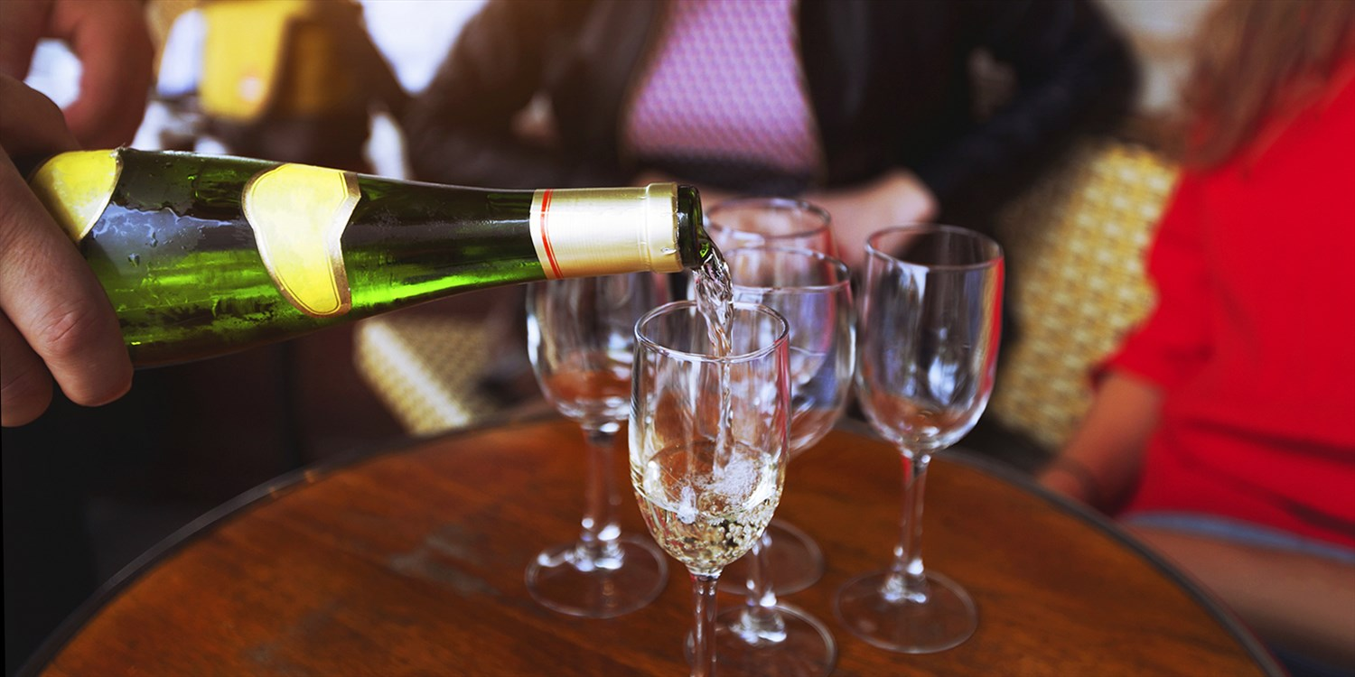 Champagne Class with Tastings, Save up to 50%