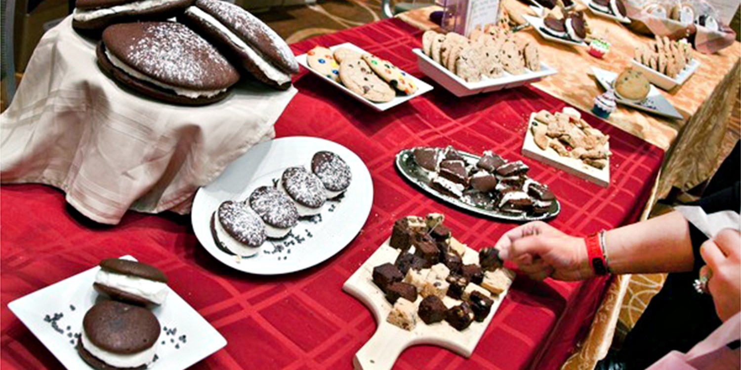 $20 -- Dessert Showcase: Tastings by Finale, Budi Bar & More