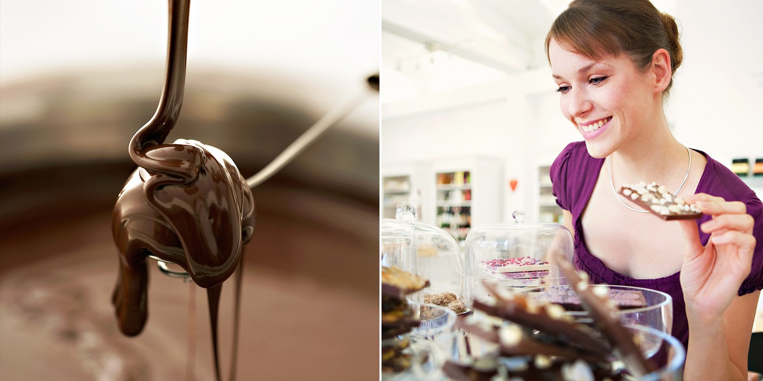 Half Off Acclaimed Chocolate Tour & Tasting