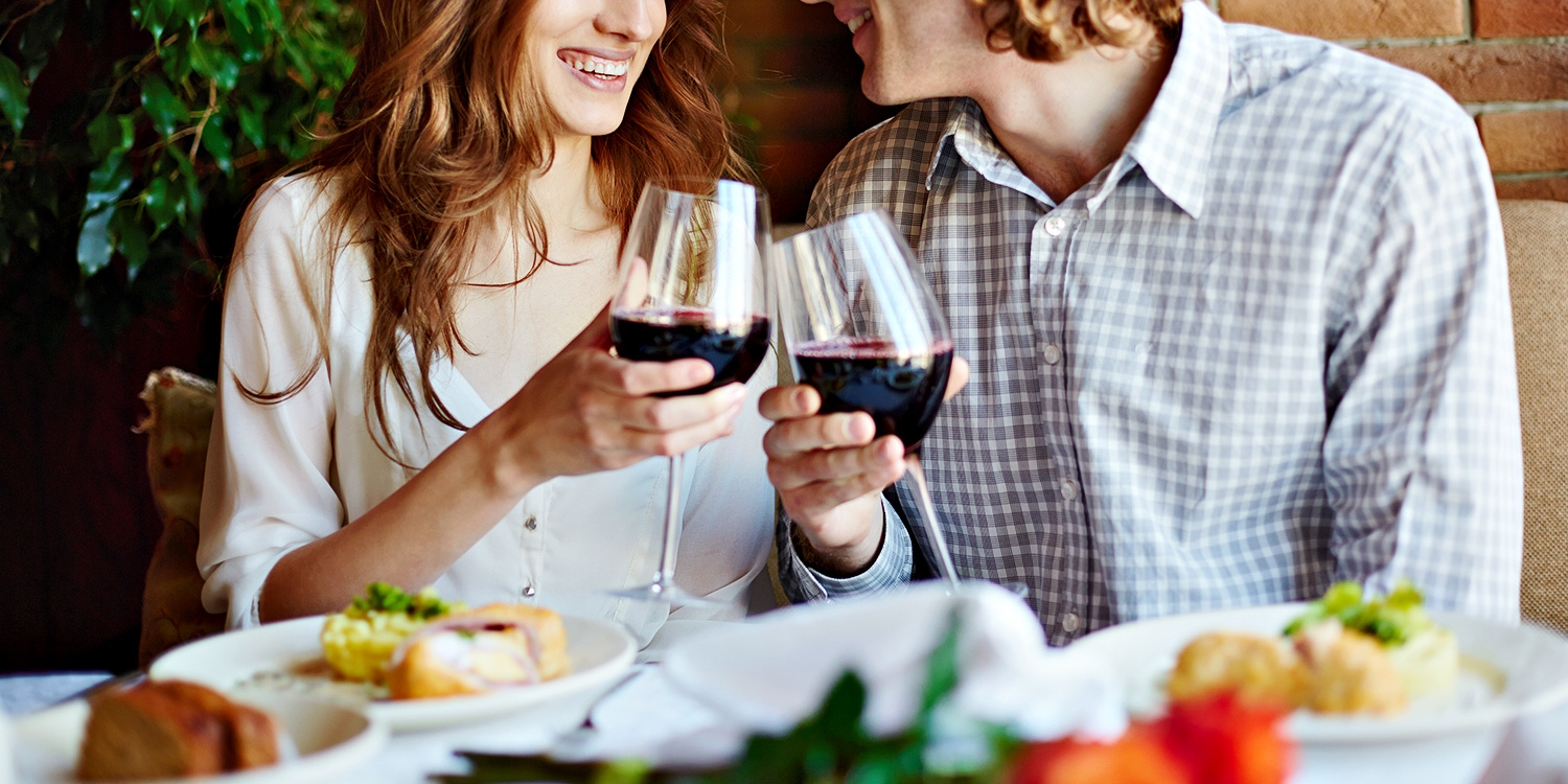 $59 -- 'Romantic' French Dinner for 2, Reg. $140