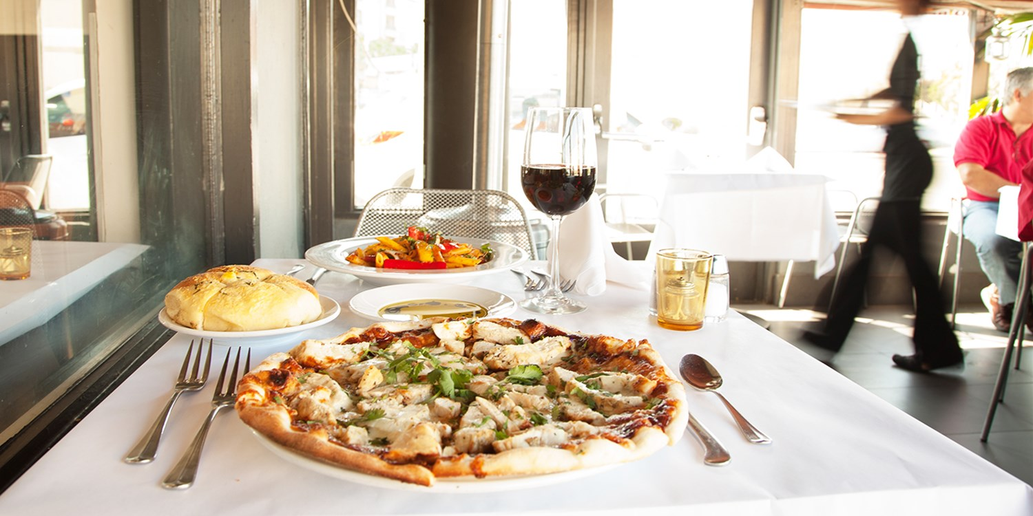 $20 -- Half Off Italian Dinner or Lunch for 2 w/Drinks