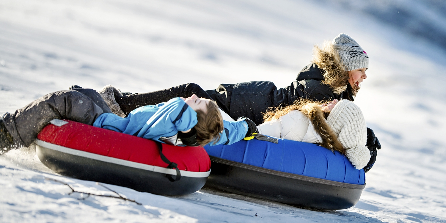 $12 & up -- Winter Snow Tubing or Season Ski Passes
