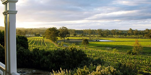 $45 -- Gold Coast Winery 2-Course Dining w/Wine