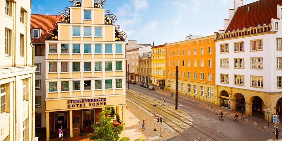 79€ – Ostsee-Auszeit im Steigenberger mit Upgrade, -50% -- Rostock