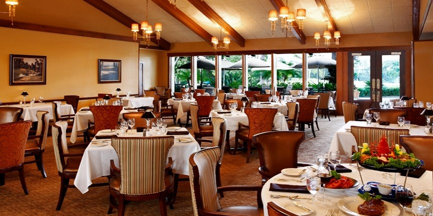 $89 -- Packard's at Innisbrook: 3-Course Dinner for 2 w/Wine