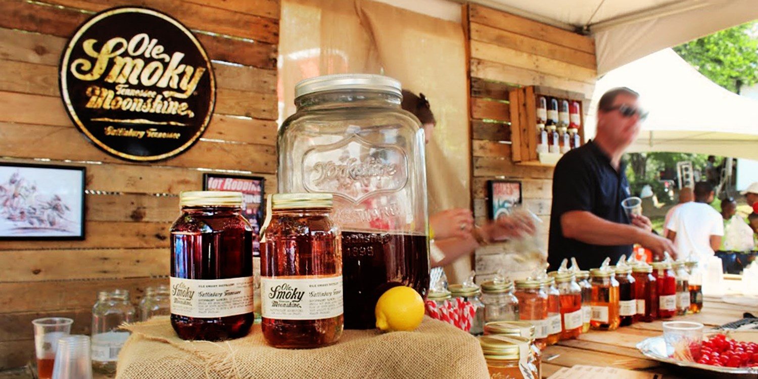$15 & up -- Half Off Buckhead Moonshine Fest w/Live Music