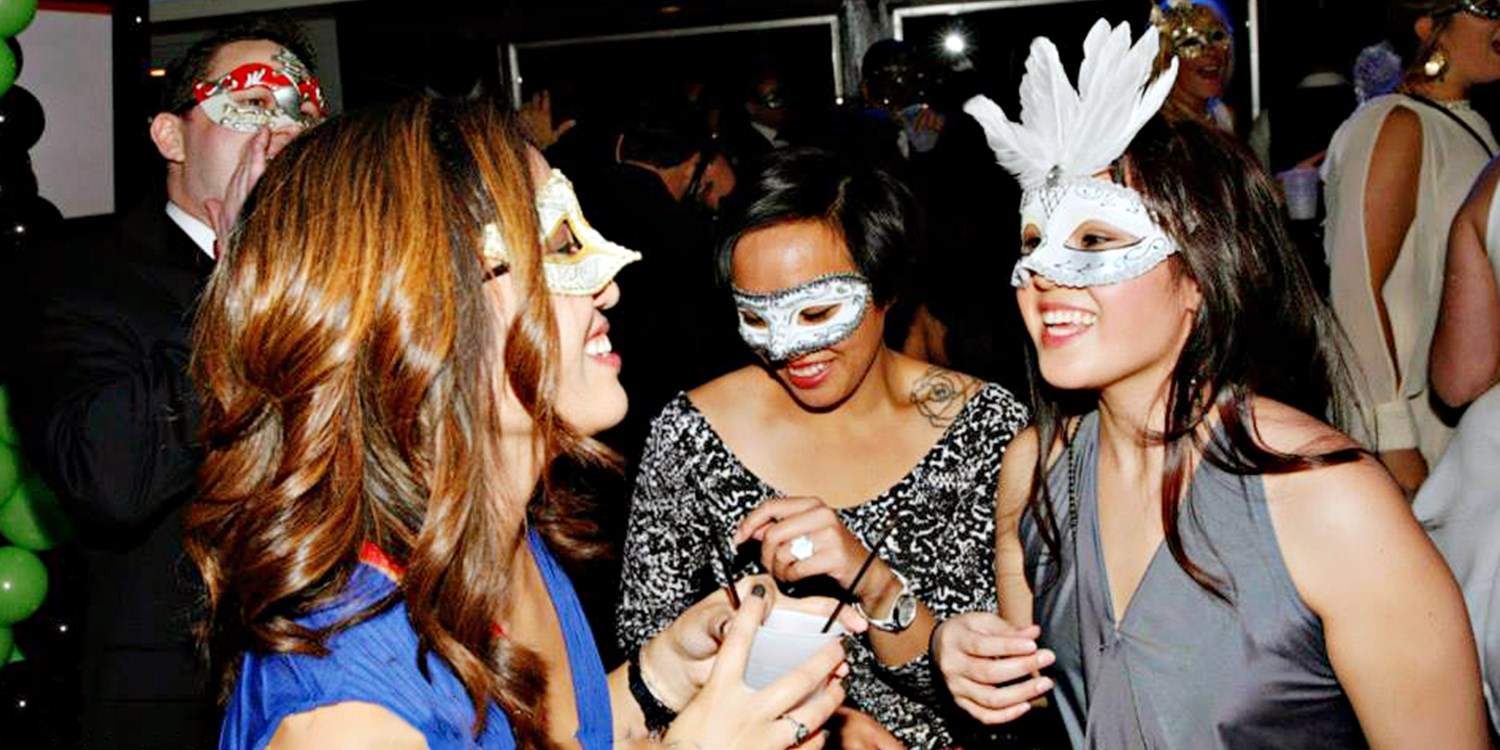 $39 -- Masquerade Ball Event w/Drinks, Reg. $62