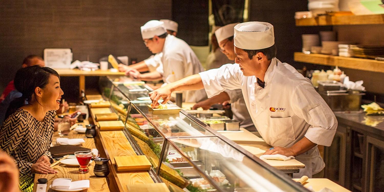 Nobu: 'Extraordinary' 7-Course Signature Dinner