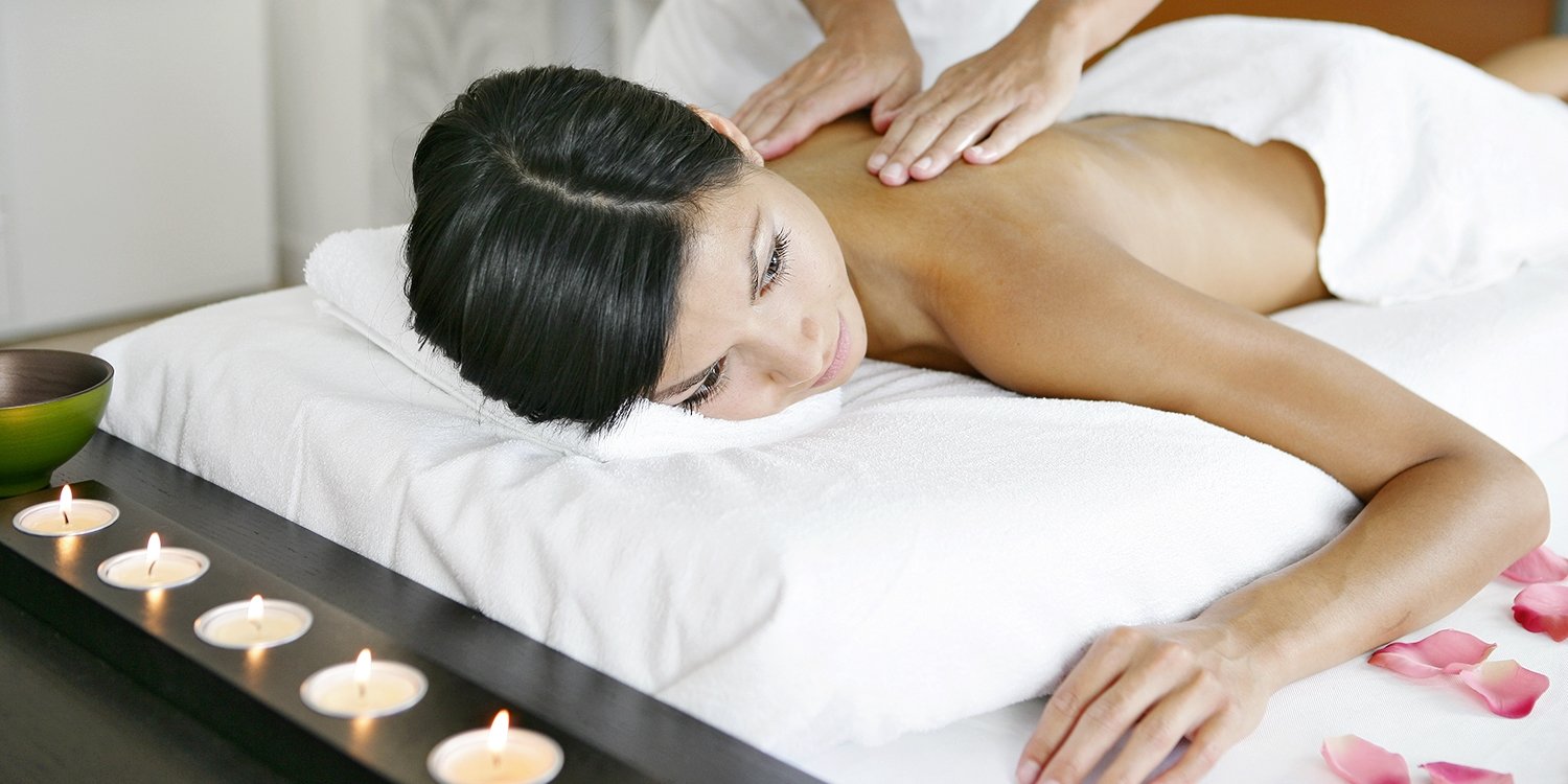 $55 & up -- 5-Star Spa: 3 Packages incl. Massages & Facials