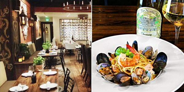 $85 -- Sawtelle: Italian Dinner at Avenue Italy w/Wine