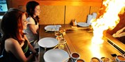 Teppan & Sushi Dinner for 2 at Rock Lobster, Save 45%