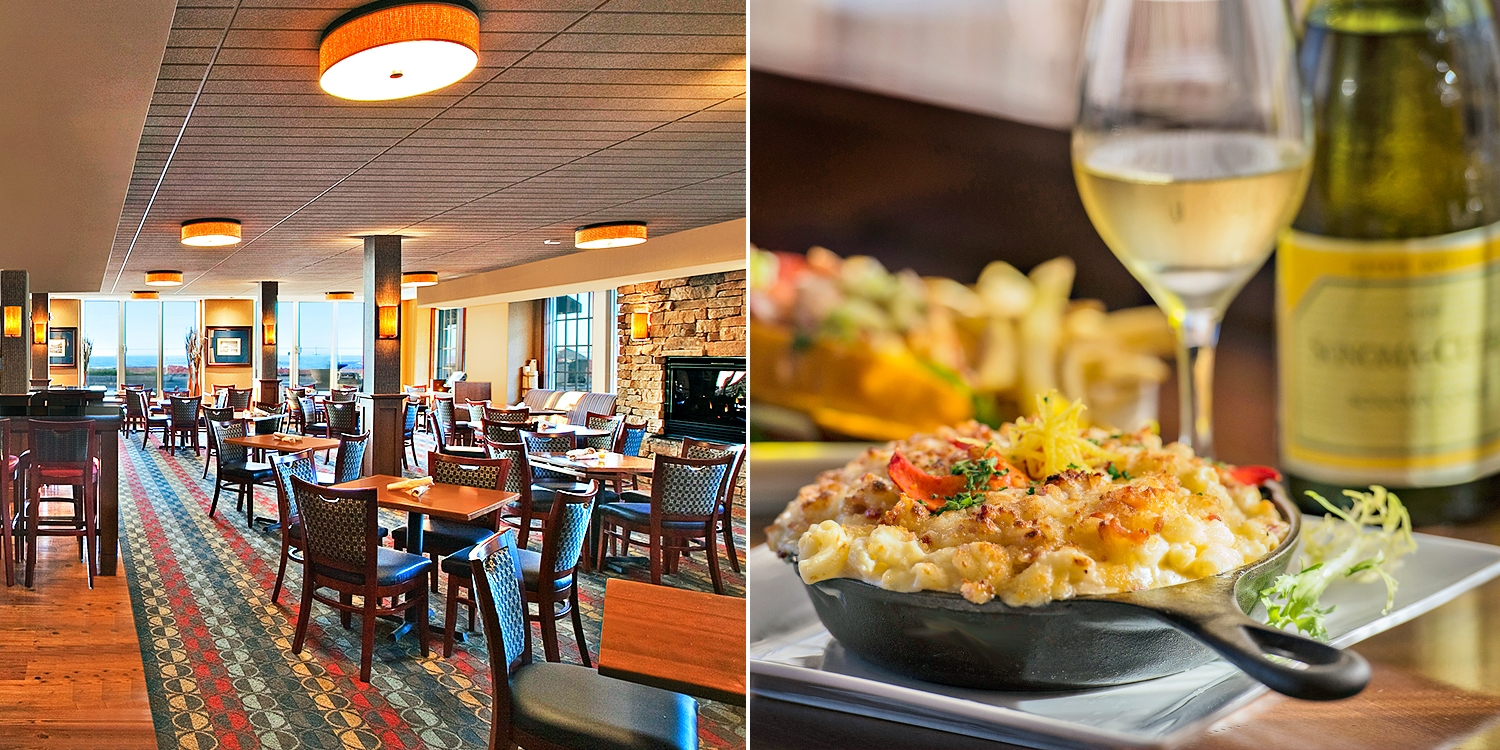 Hampton Beach: Oceanfront Dining for 2, Half Off