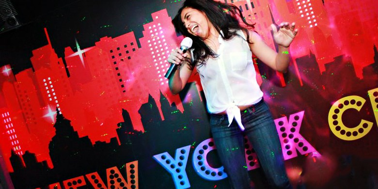 $39 -- K-Town: Private Karaoke Lounge for 4 w/$20 in Drinks