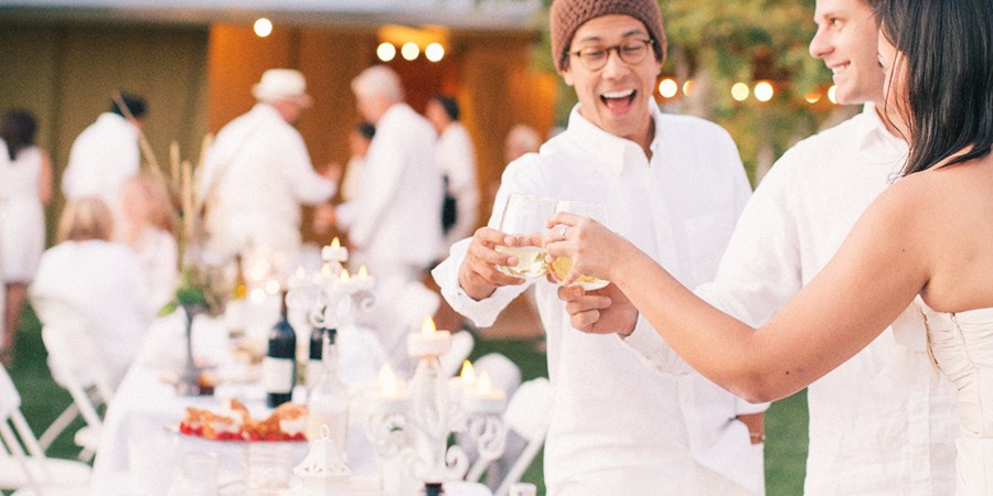 $35 -- White Party PopUp Picnic Miami, Save 40%