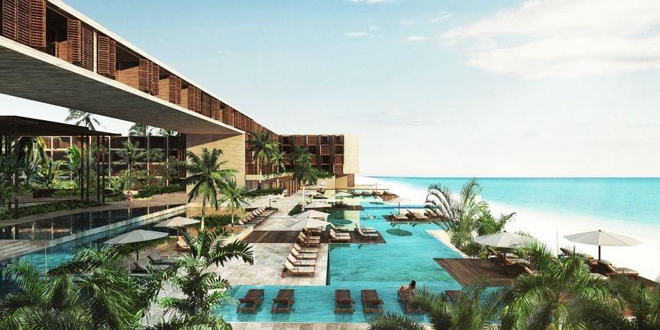 Grand Hyatt Playa Del Carmen Resort -- Playa del Carmen, Mexico