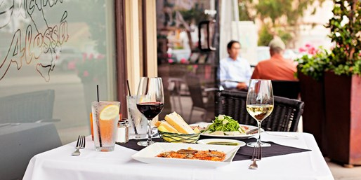 $55 -- 'OC's Most Talked-About Italian': Dinner for 2 w/Wine