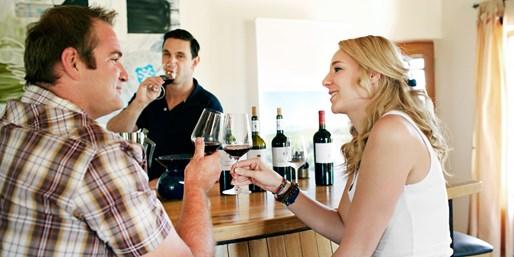 $25 -- Santa Maria: Wine Tasting for 2 w/Bottle, Reg. $55