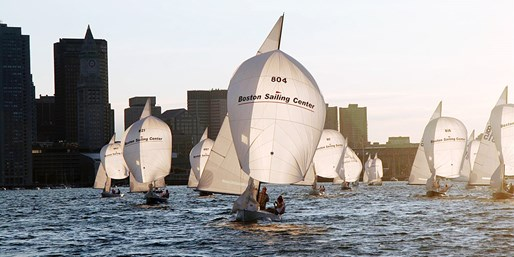 'Best of Boston': Learn to Sail on Boston Harbor, $34 Off