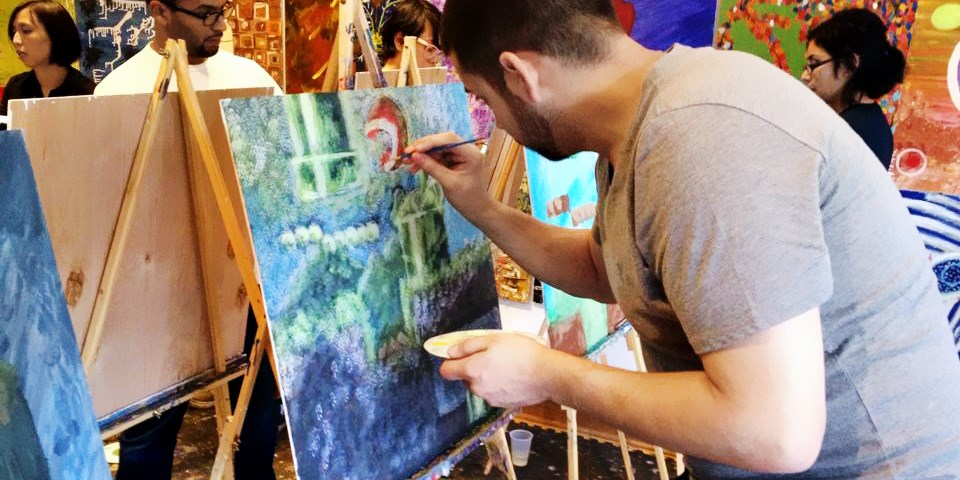 Top-Rated BYOB Art Class for 1-18 Students, Save over $650