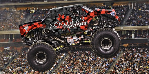 $14 -- Calgary: Monster Jam Trucks at Stampede Grandstand