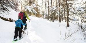 33 € -- Schneeschuhwanderung auf der Schwäbischen Alb