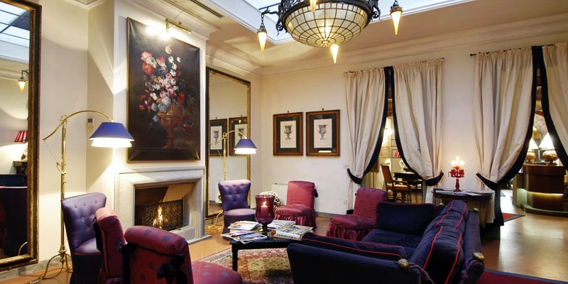 Cellai Boutique Hotel -- Florence, Italy